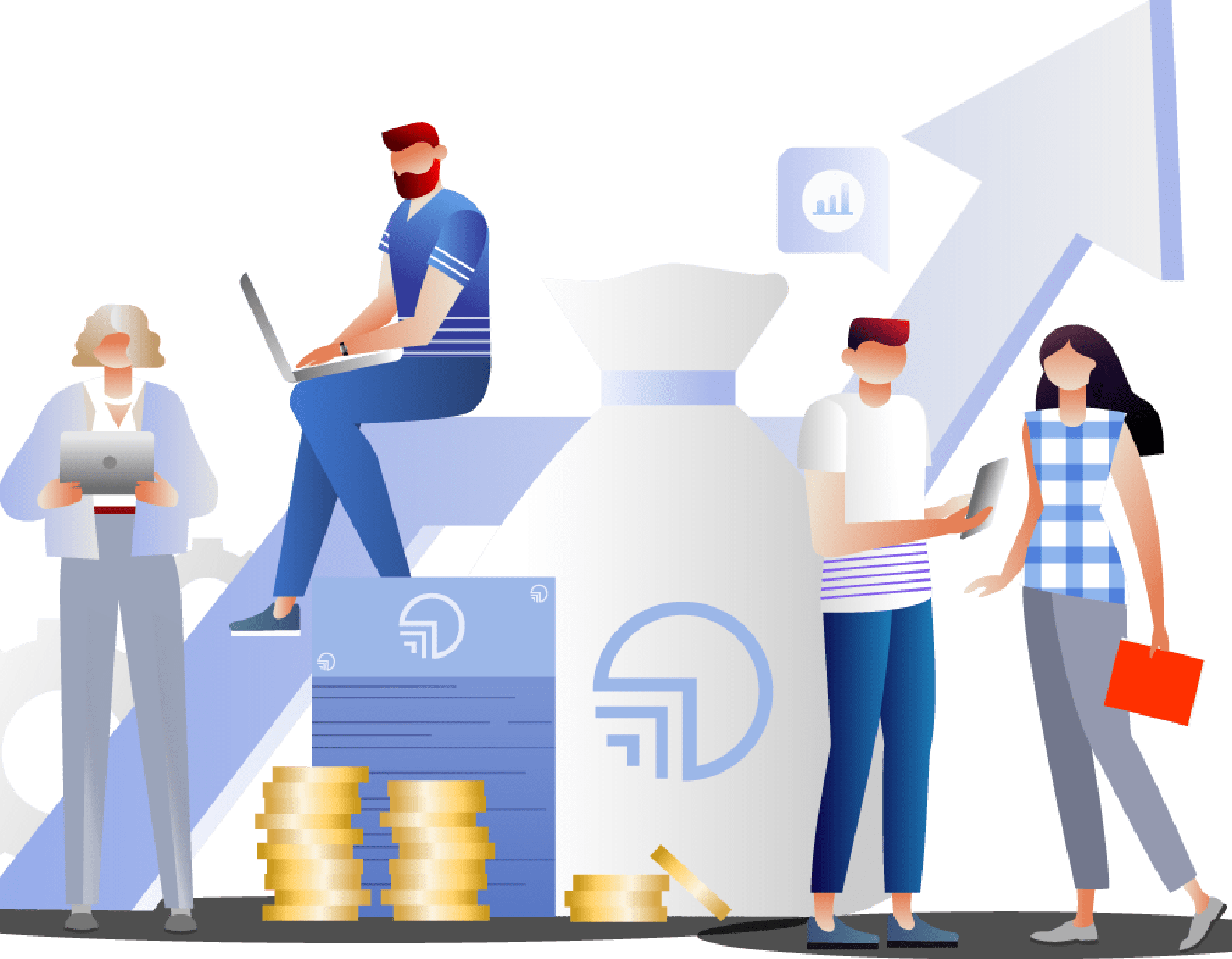 Investor Profile UI Page Banner Image 2