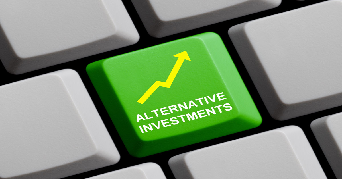 The Rise of Alternative Investing